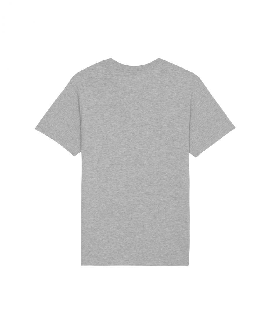 Weil wir Hamburg sind - Unisex T-Shirt - hellgrau meliert