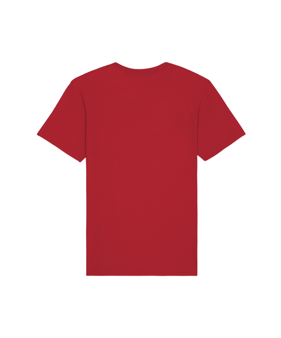 Weil wir Hamburg sind - Unisex T-Shirt - rot
